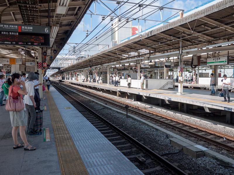 """Yokohama Station"" ""横浜"" ""Panasonic GF2"" ""Panasonic 14mm f/2.5"""